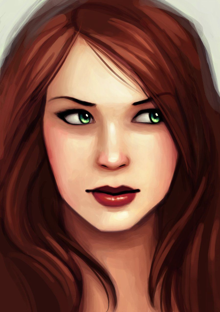 Scarlet Benoit by lostie815 From the Lunar Chronicles
