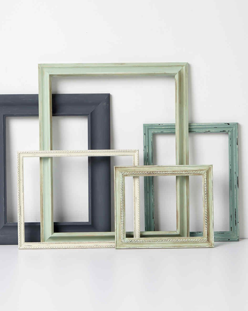 Vintage Frames | Crafts, Painted picture frames and Frames ideas