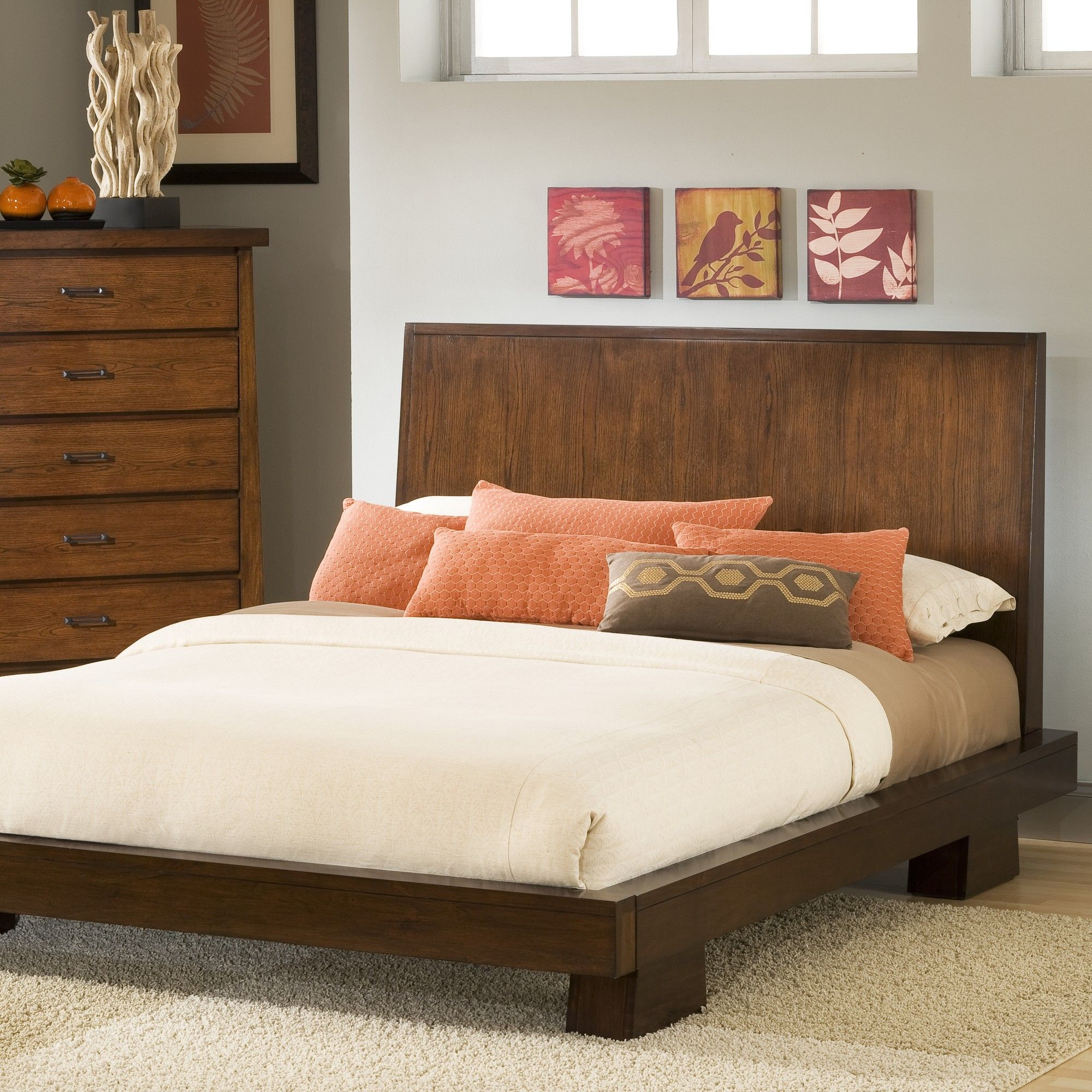 modus stella platform bed reviews wayfair bedroom pinterest