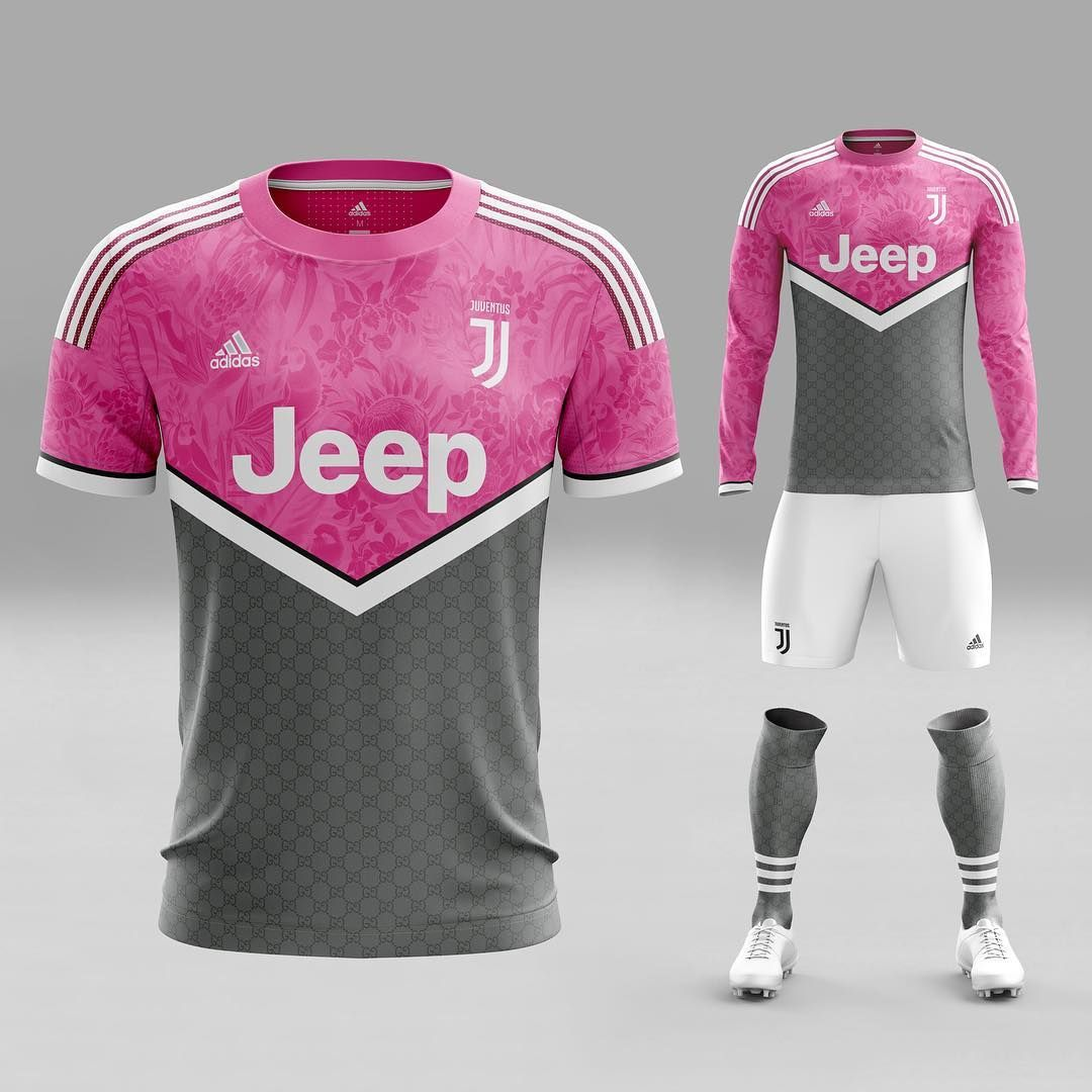 andy บน instagram juventus x adidas x gucci alternative kit concepts inspired by the in 2020 soccer uniforms design soccer shirts designs sports tshirt designs pinterest