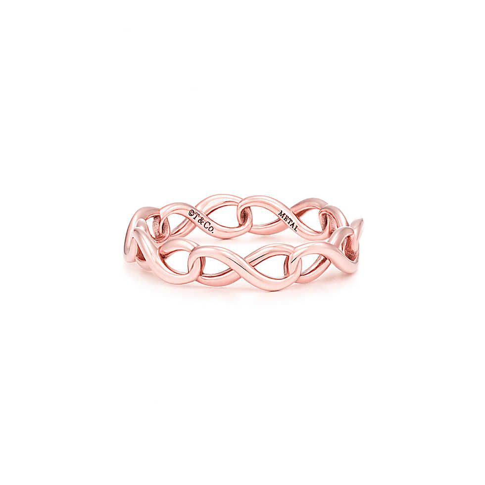 tiffany infinityband ring band rings tiffany and infinity