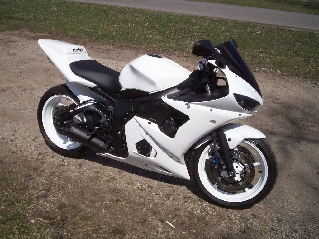 White R6 The Dream