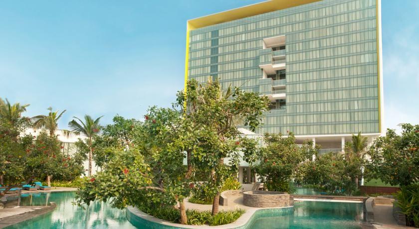泊ってみたいホテル・HOTEL|インドネシア>ジャカルタ>エレガントな客室>ダブルツリー バイ ヒルトン ジャカルタ ディポネゴーロー(DoubleTree by Hilton Jakarta - Diponegoro)