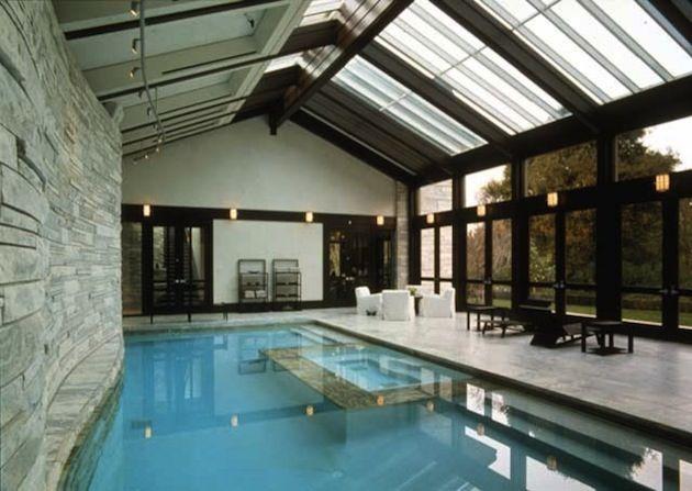 23 exquisite indoor swimming pool inspirations 15 patio pool rh pinterest com