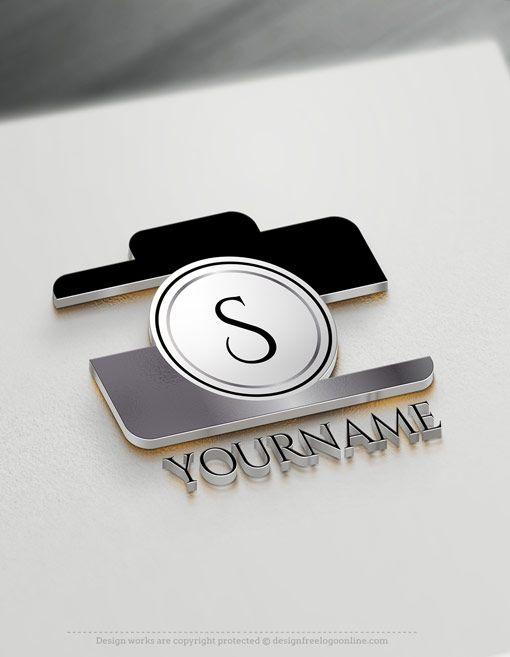 Camera Logo design- Online Photographer logo maker