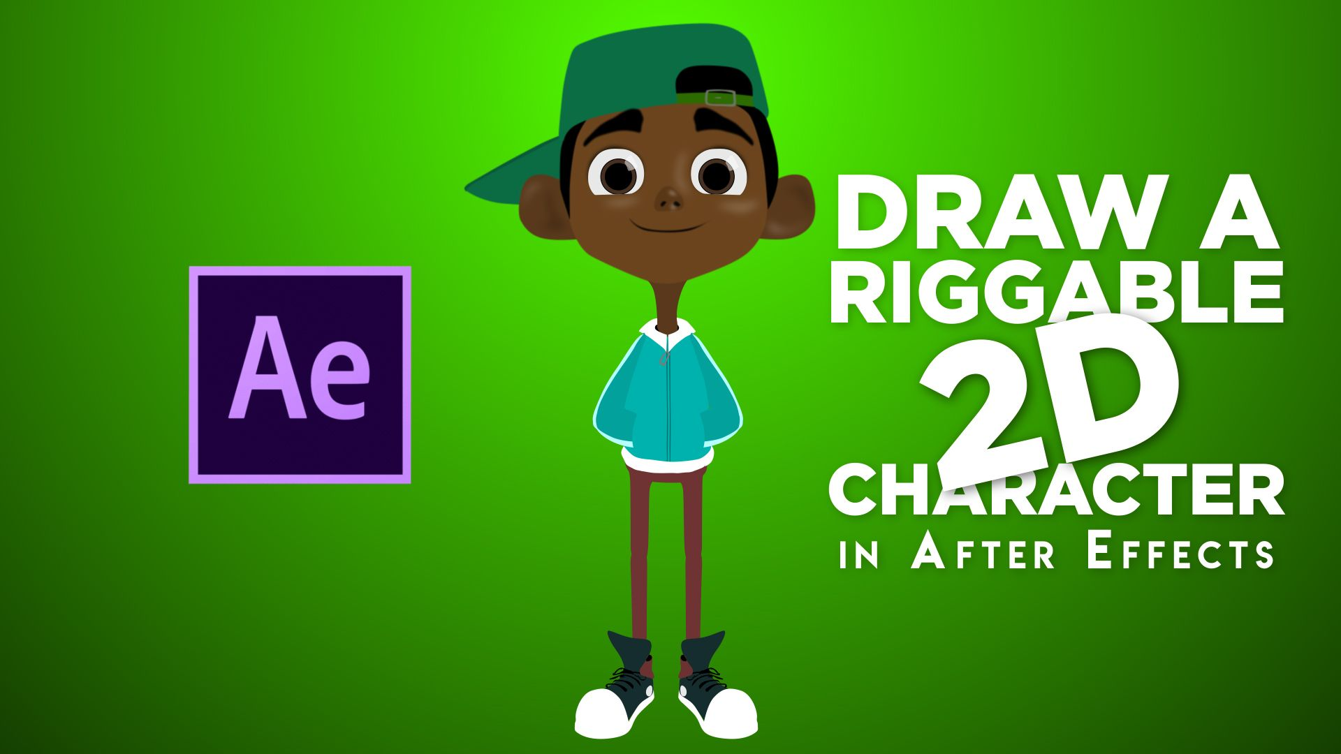How To Draw A 2d Character In After Effects 2d Character Illustration Character Design Character Design Tips