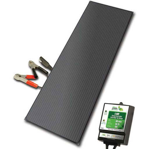18 Watt Solar Charger W Amp With Images Solar Battery Charger Solar Panel Kits Solar Charger