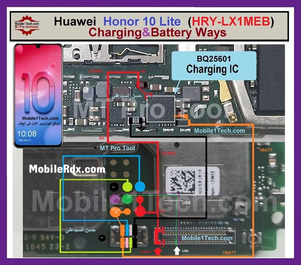 Honor 10 Lite Not Charging Problem Solution Charging Ways