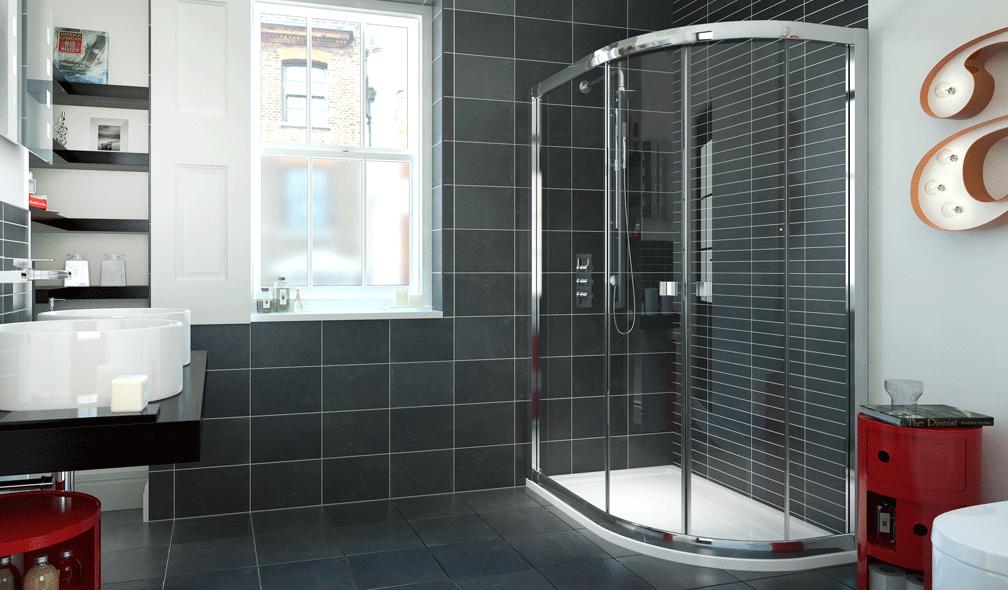 P-329C_1200x800_Enclosure 8 series Framed Offset Quadrant Shower ...