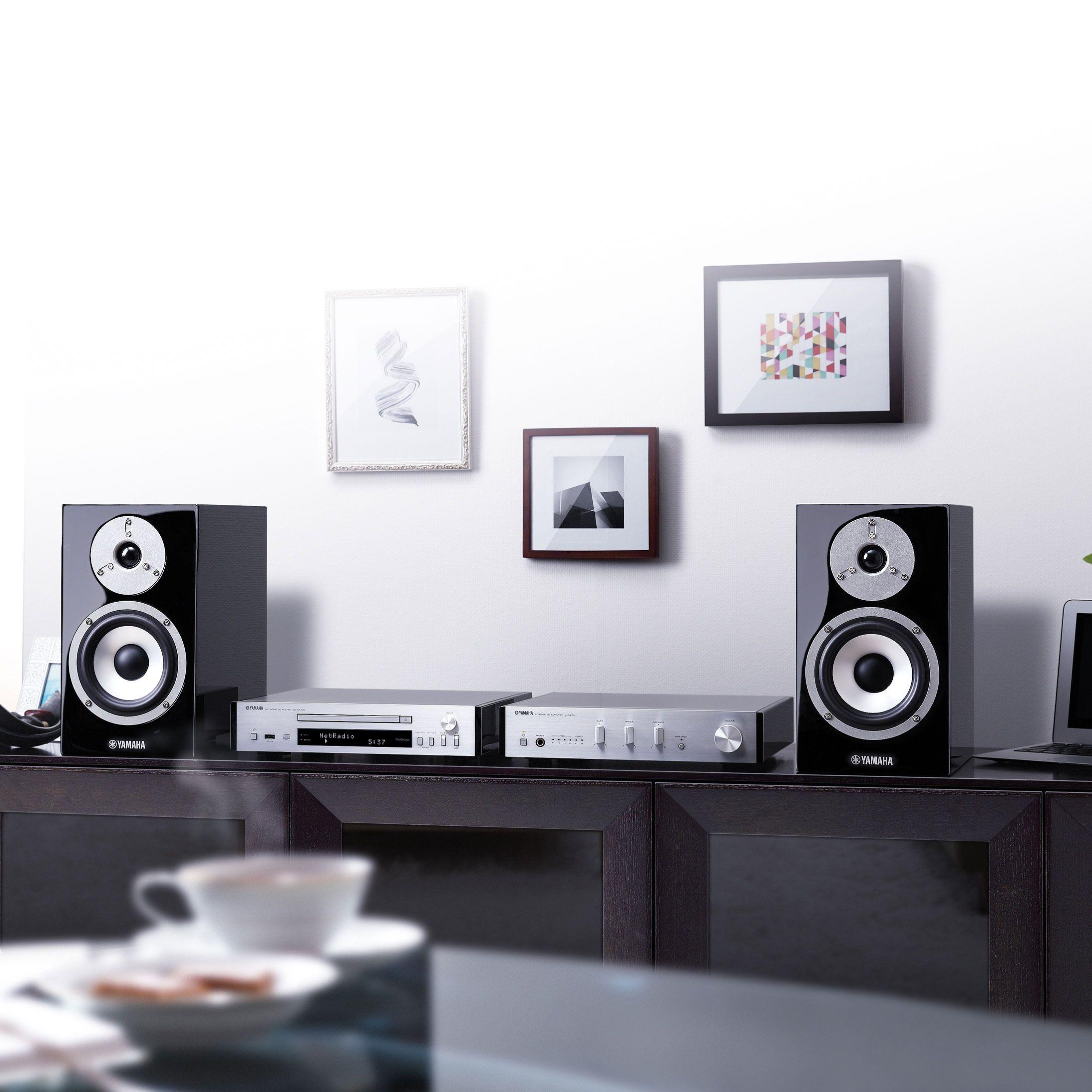MCR-N870D MusicCast by Yamaha   MusicCast - Stream Network