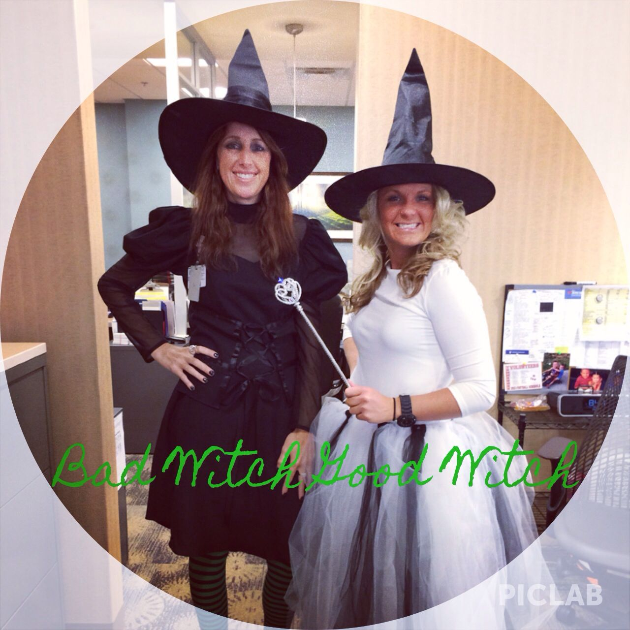 Bad witch good witch costume | Halloween | Pinterest | Witch ...