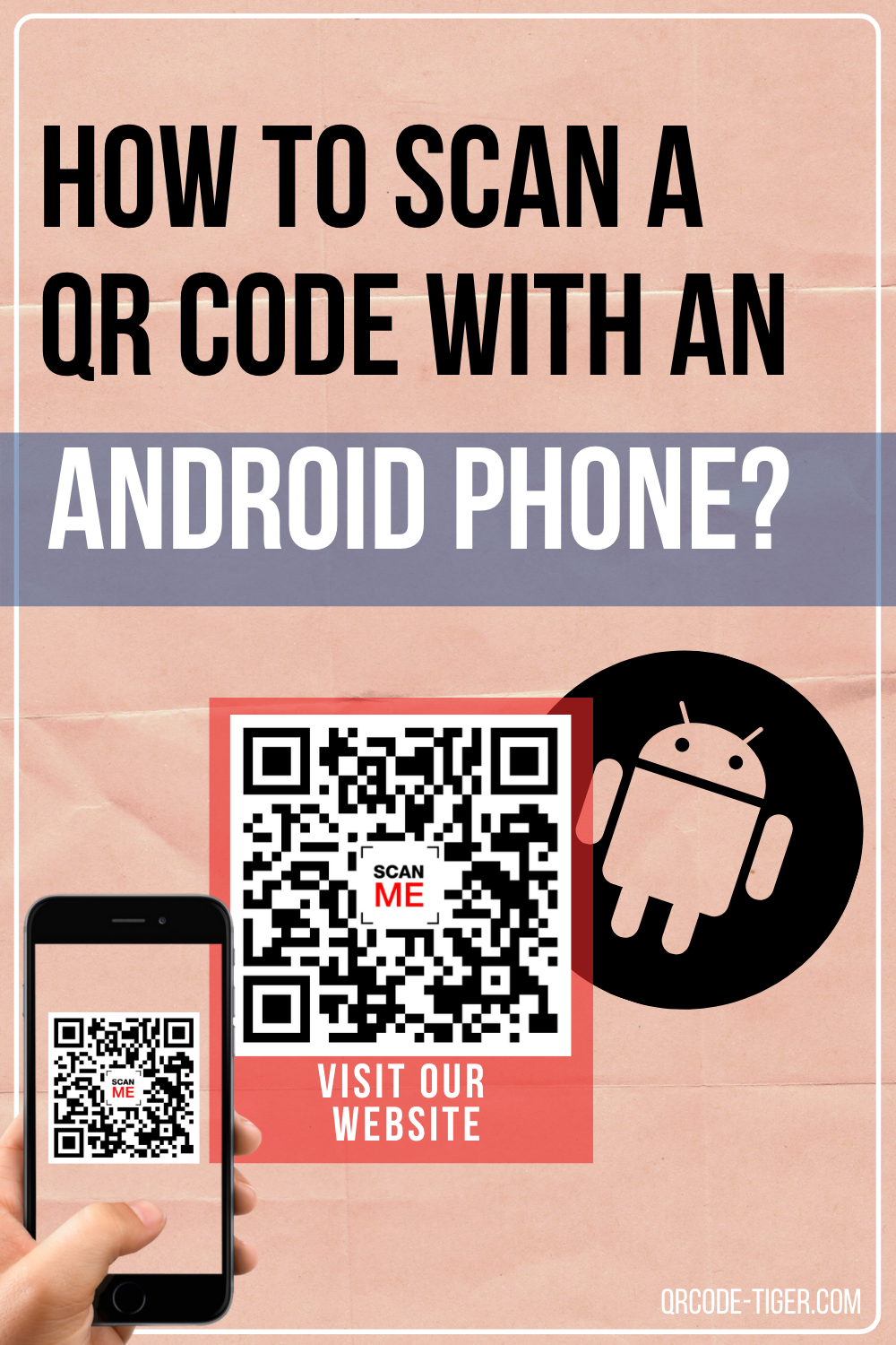 How To Scan Qr Code With Android Android Qr Code Scanner Smartphones With Qr Codes Diy Tech Coding Qr Code Scanner Qr Code