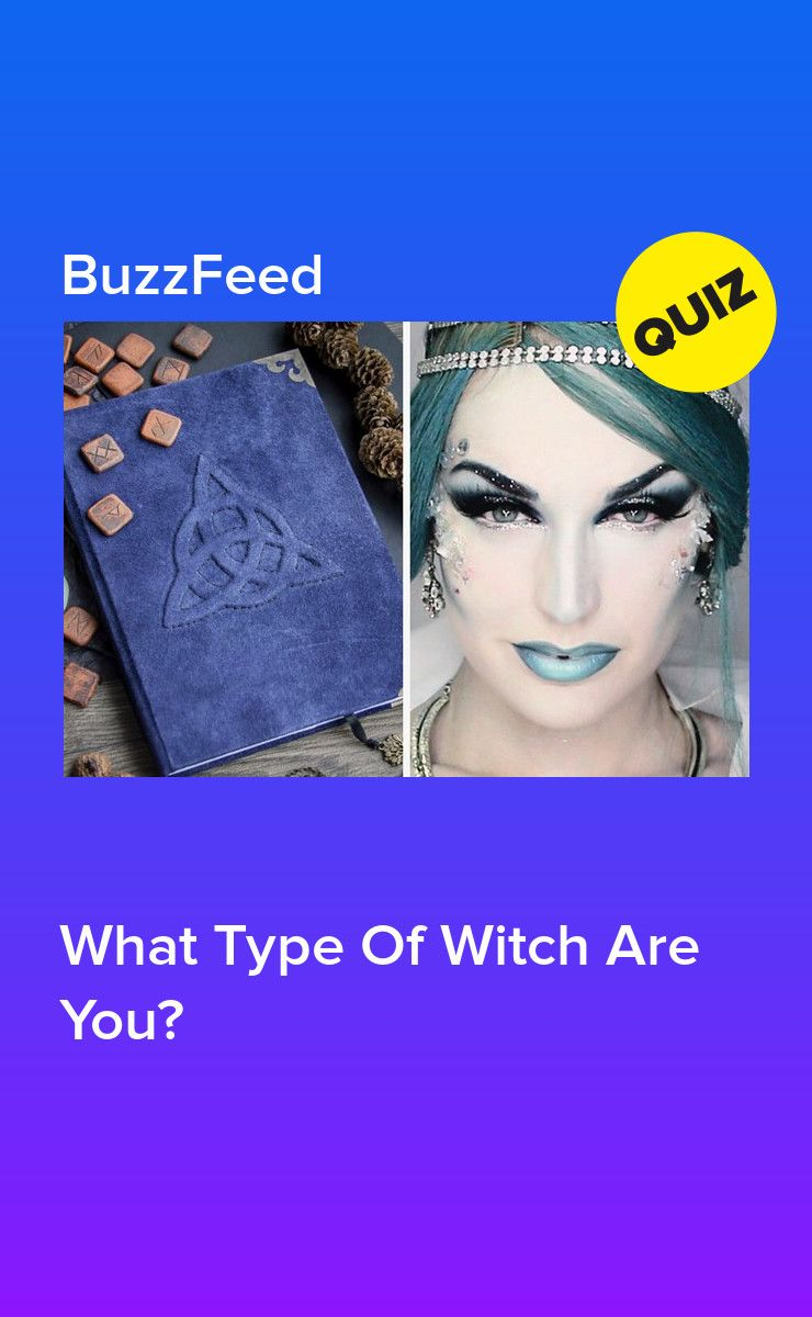 What Type Of Witch Are You? | Wicca | Witch names, Witch queen, Type