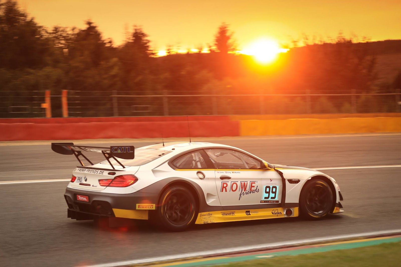 bmw m6 gt3 claims victory at thrilling spa francorchamps 24 hours rh pinterest com au