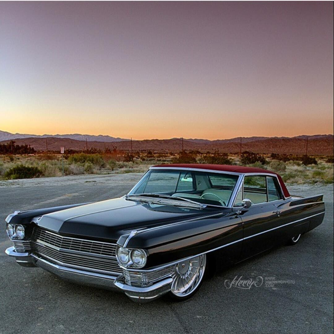 Clean '64 Cadillac Built By Mike Sutton With Custom One