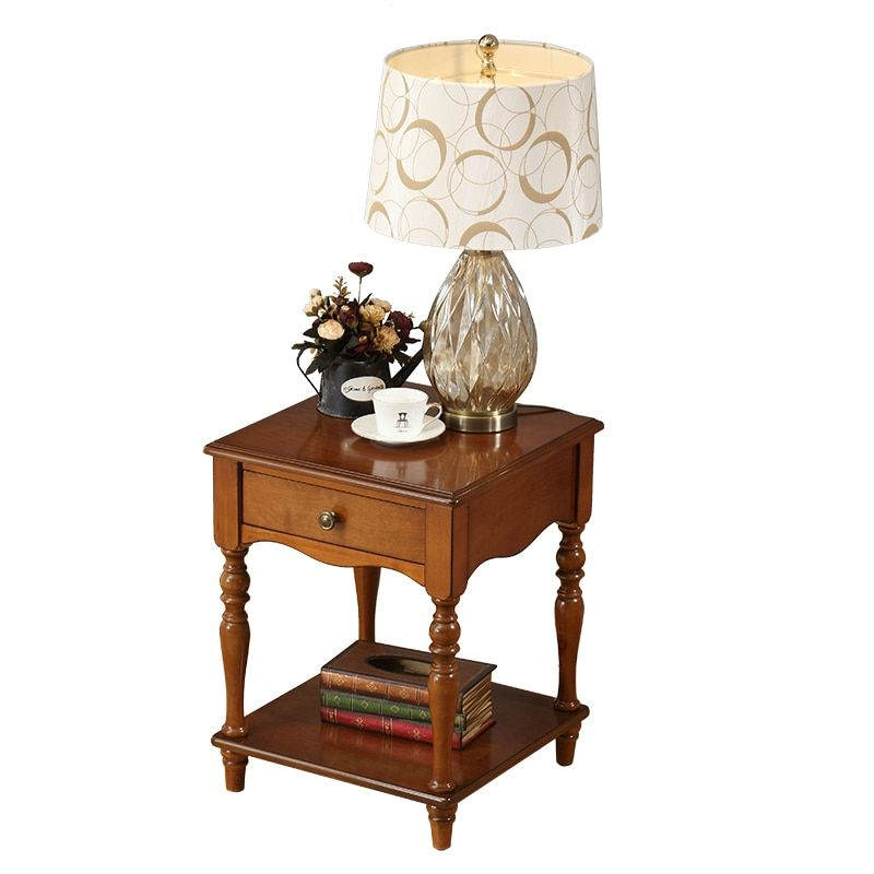 hot wood sofa side table with drawer tea table telephone table rh pinterest com