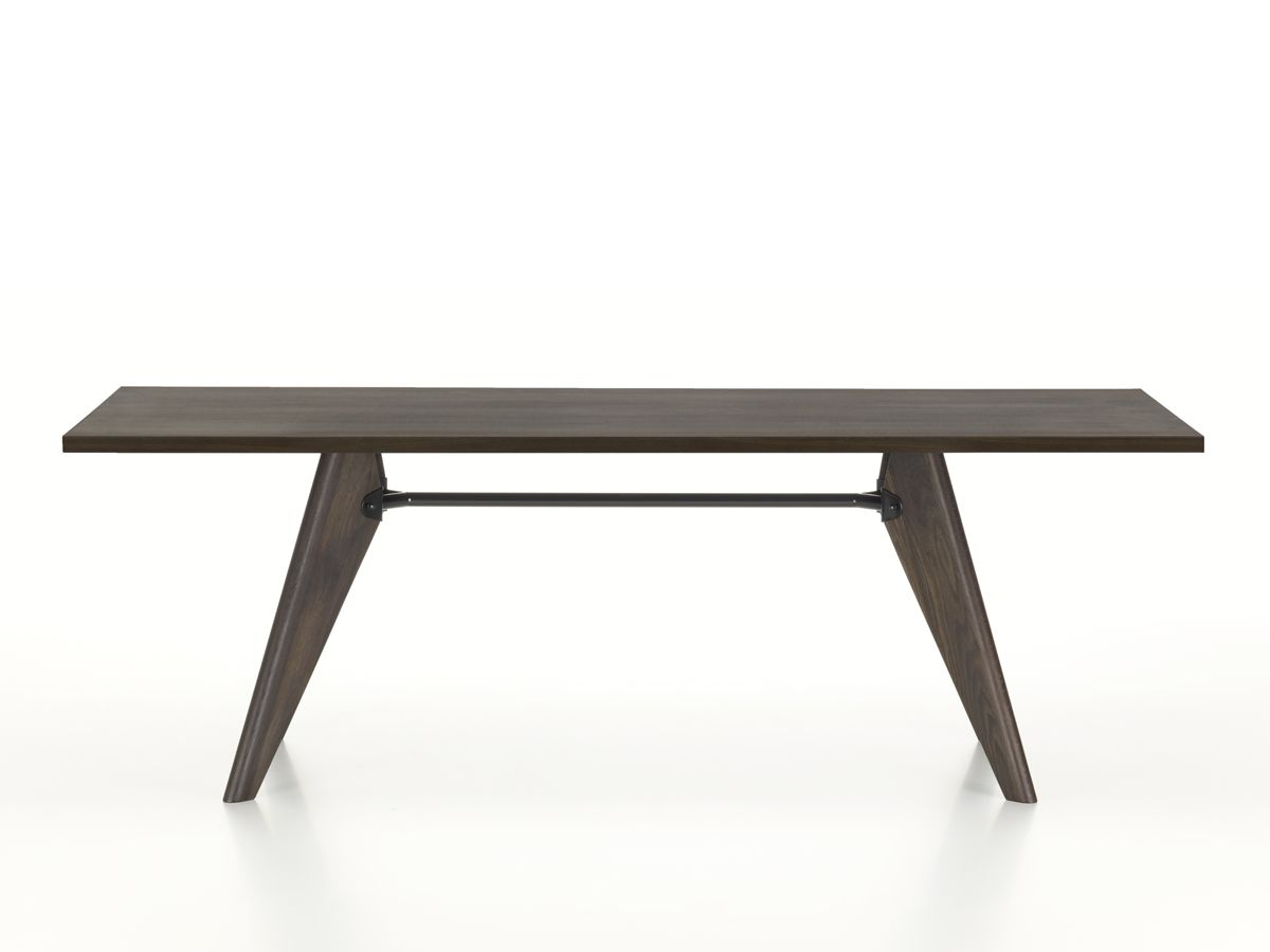 vitra table solvay smoked oak 450 w17th street full staging rh pinterest com