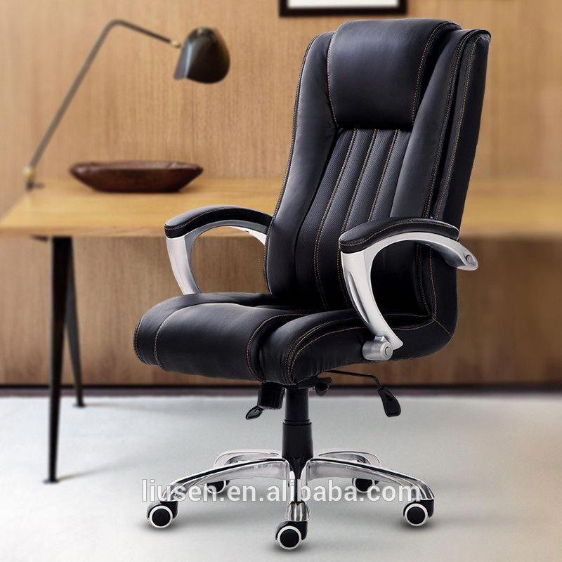 computer office furniture synthetic leather modern office swivel rh pinterest com