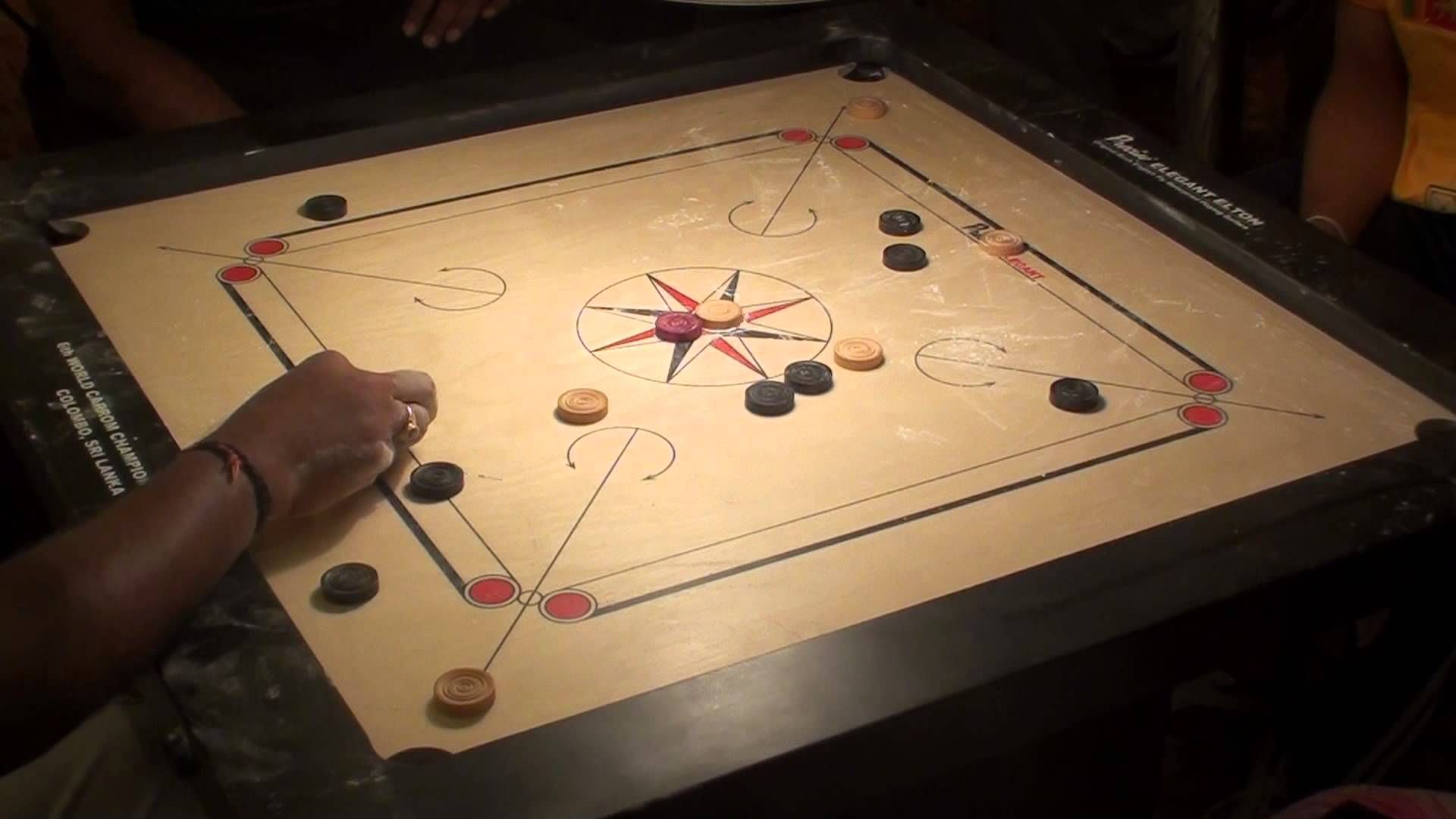 Yogegh Pardesi Vs Chamil Cooray Carrom World Cup 2012 World Cup 2012 Hobbies And Crafts Old Games