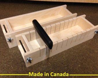 3 to 4 lb soap mold and bar slicer mold savons moule. Black Bedroom Furniture Sets. Home Design Ideas