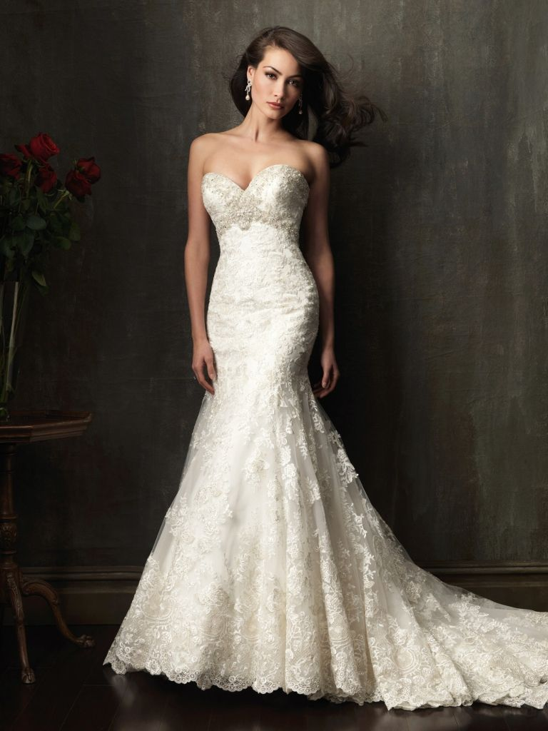 Fancy Allure Bridal Gowns Price Range Image Collection - Wedding ...