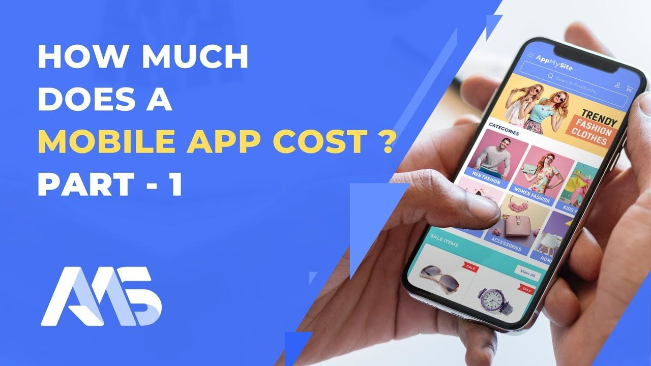 How Much Should It Cost To Build Your Mobile App Part 1 Create App From Website With Appmysite In 2020 Mobile App Builder App Promotion Build An App