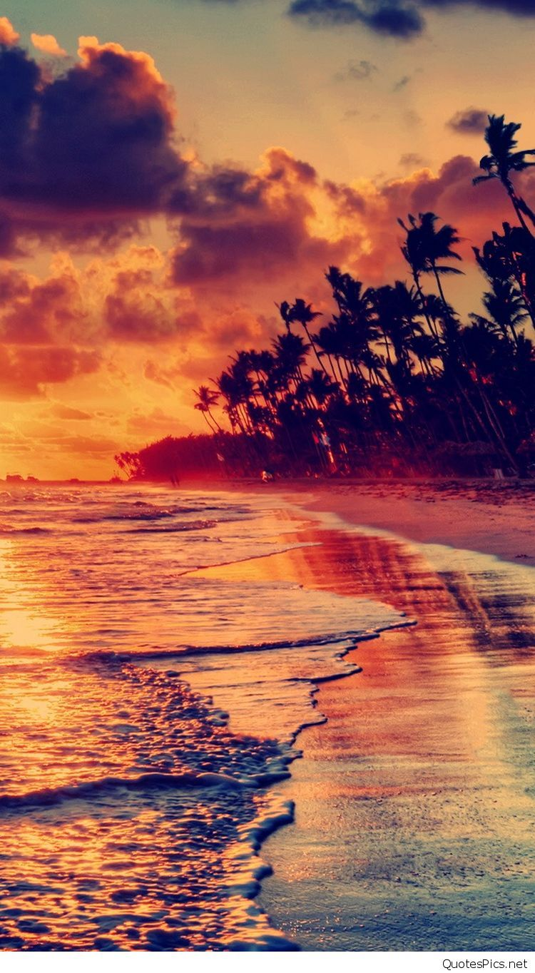 Wallpaper Collection 37 Best Free Hd Sunset Wallpaper Iphone Background To Download Pc In 2020 Beach Wallpaper Iphone Pretty Wallpaper Iphone Iphone 5s Wallpaper