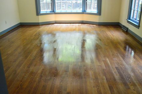 - How To Clean, Gloss Up, And Seal Dull Old Hardwood Floors