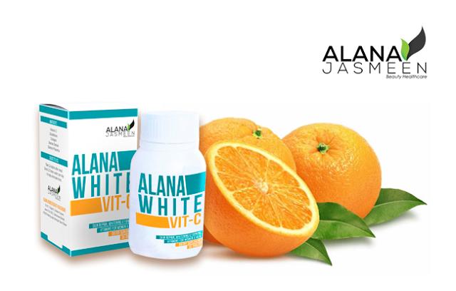 Gadisku Cerah & Sihat Alana White VitC Vitamin Untuk