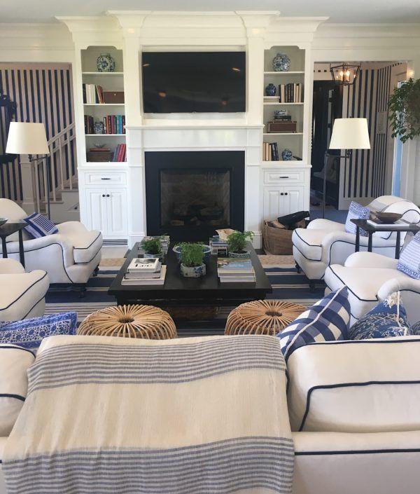 Coastal Living Idea House Newport Ri Part I Coastal Living Rooms Coastal Living Room Furniture Quality Living Room Furniture