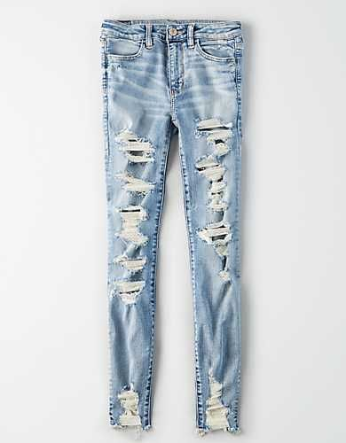 2020 New Style Bottoms Women Pants Ripped Jeans Ultra Ripped Jeans Rip In 2020 Best Jeans For Women Cute Ripped Jeans Best Jeans