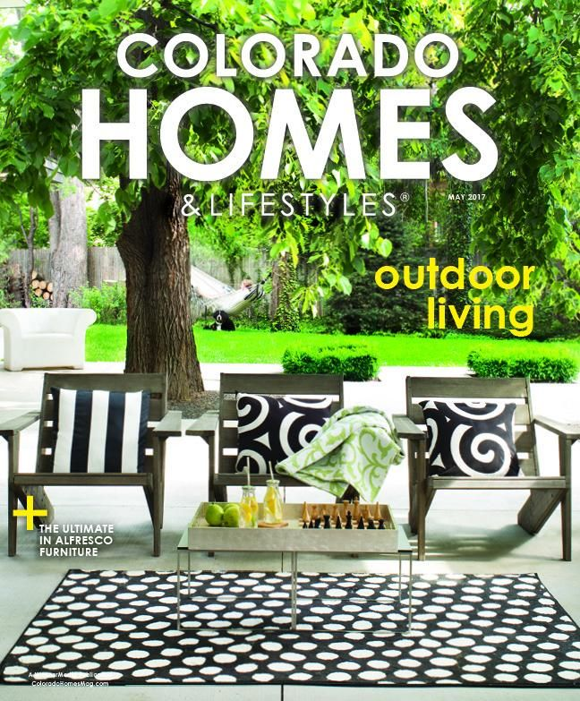 May 2017 Issue of Colorado Homes u0026