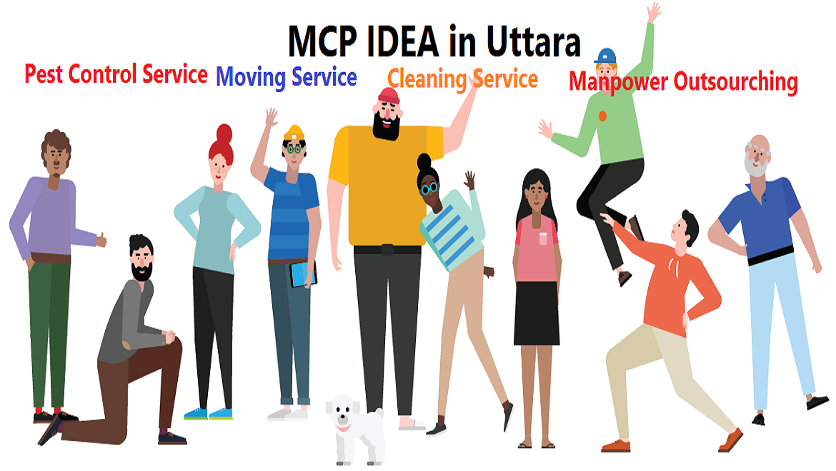 Uttara Pest Control, Moving, Cleaning & Manpower services