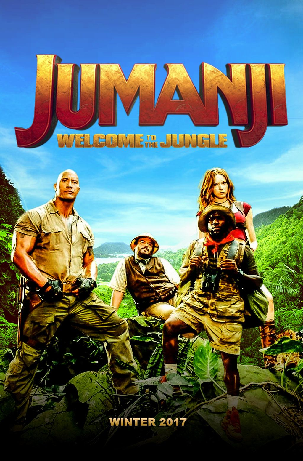 Full Hd Jumanji Welcome To The Jungle 2017 Online Free Stream