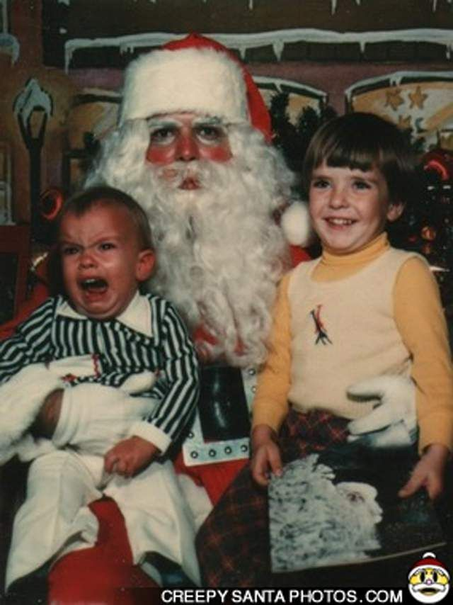 Creepy Santas Best Funny Amp Scary Mall Santa Claus Pictures Funny Santa Pictures Santa Funny Santa Pictures