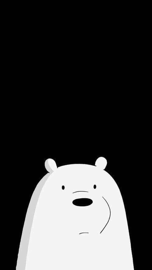 Ice Bear Pinterest We bare bears wallpapers, Bear