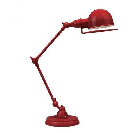 Lampe de bureau rouge Milla Chambre denfant Pinterest Kids