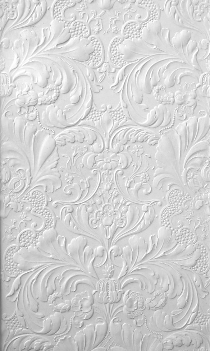 Italian Renaissance Embossed Wallpaper Beautiful