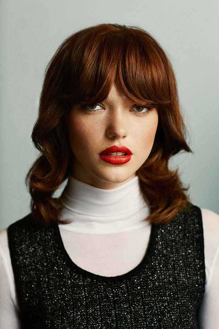Style Finder Mid Length Toni Guy Hair Inspiration Hair Styles Editorial Hair