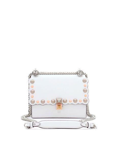 Fendi Handbags White