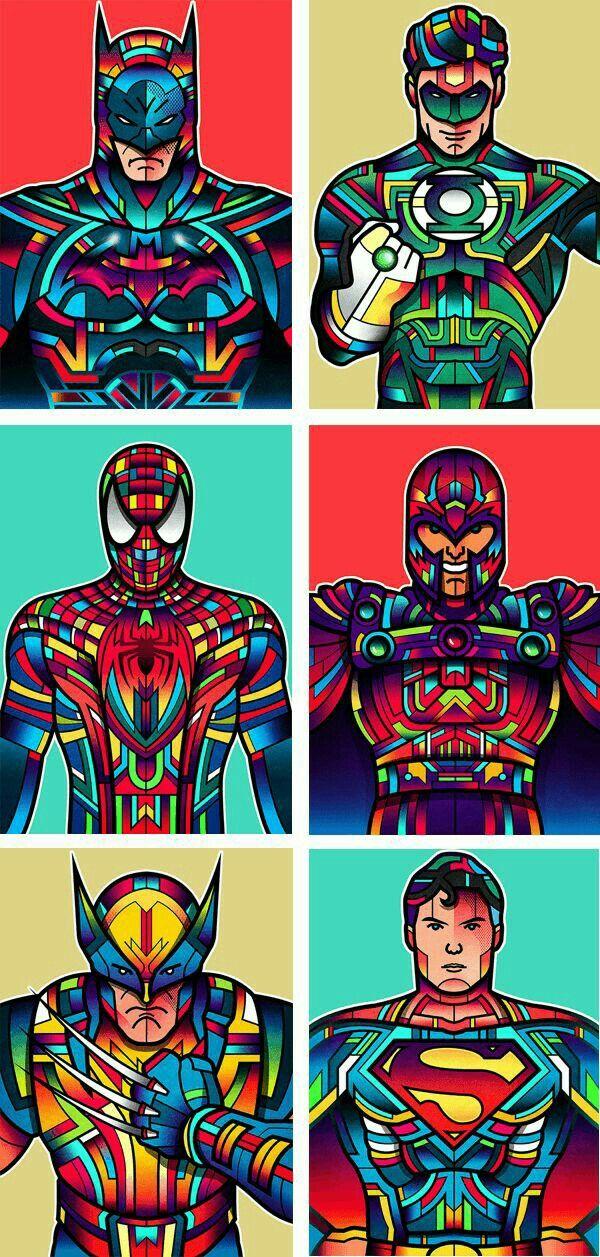 6e06d27b0602b Pin by Noga Hosiosky on DC comics   Marvel heroes!!!