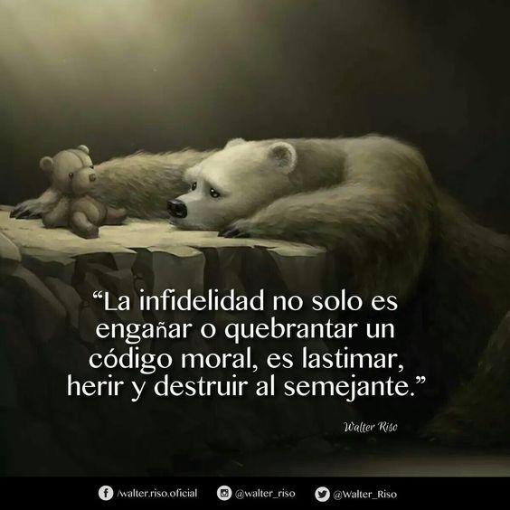 Imagenes Con Frases De Traicion De Amor Engano Infidelidad Y