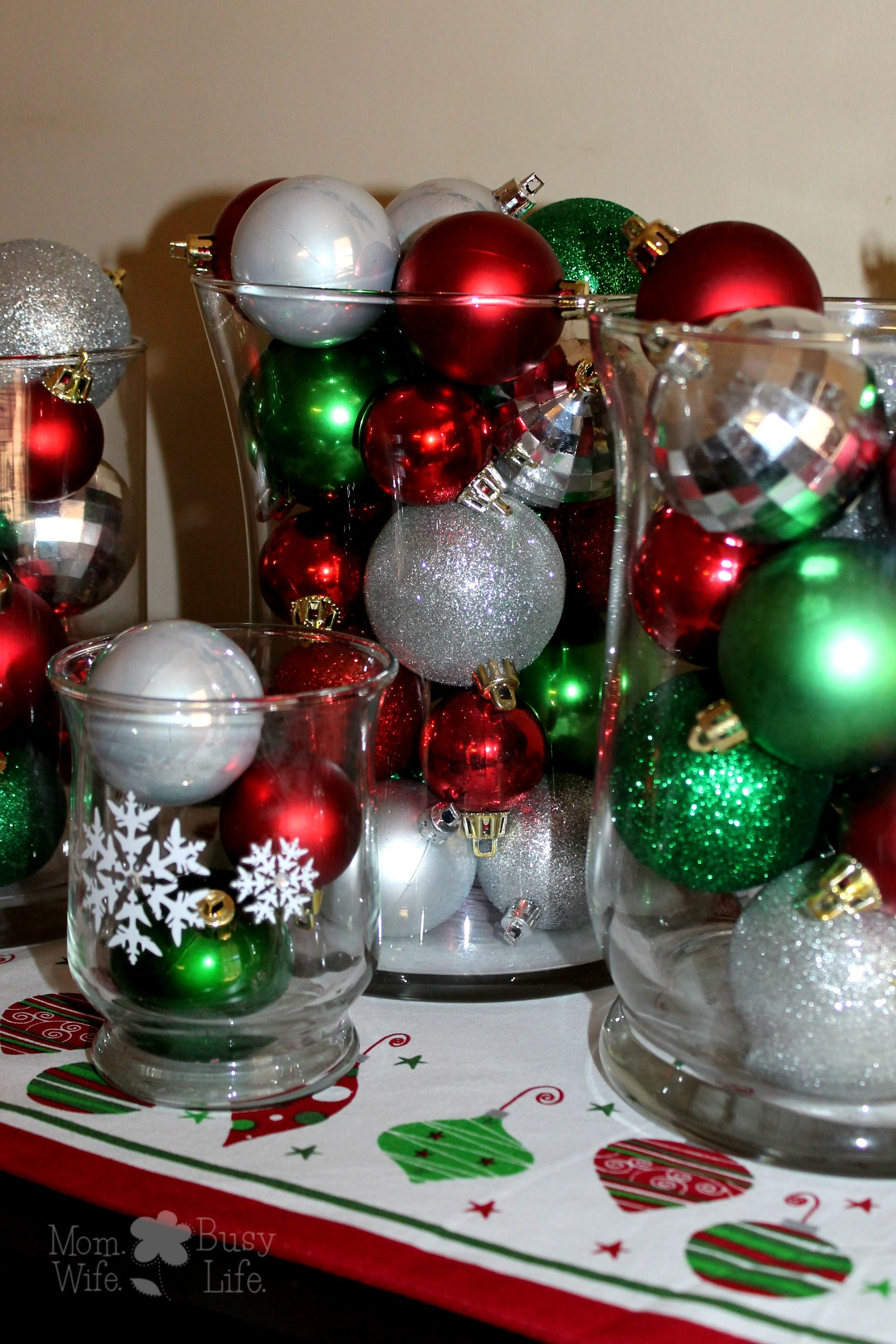45 affordable and easy christmas decoration ideas | easy christmas