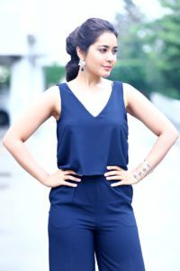 Raashi Khanna New Pics Hyper Movie Heroine Actress Gallery