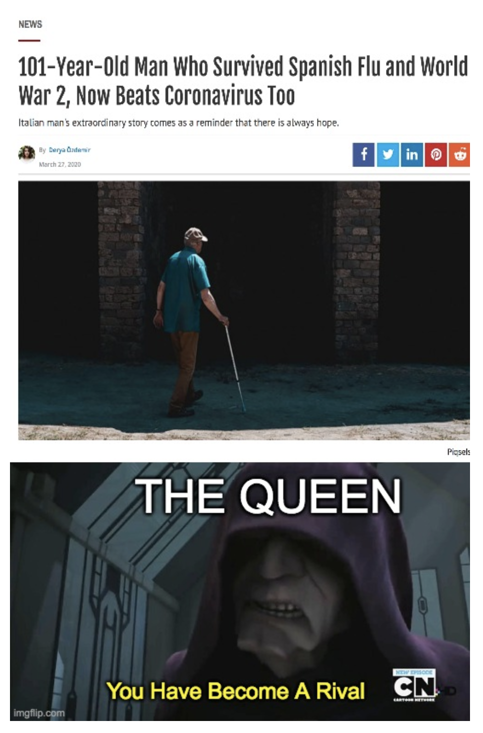 It Is Unfortunate That You Are Attempting To Deceive Me R Prequelmemes Queen Elizabeth Is Immortal Really Funny Memes Funny Relatable Memes Stupid Memes