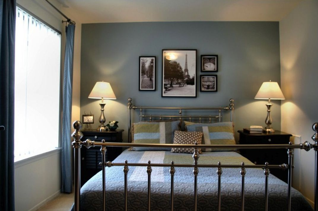 1000+ images about bedroom on pinterest | blue accent walls