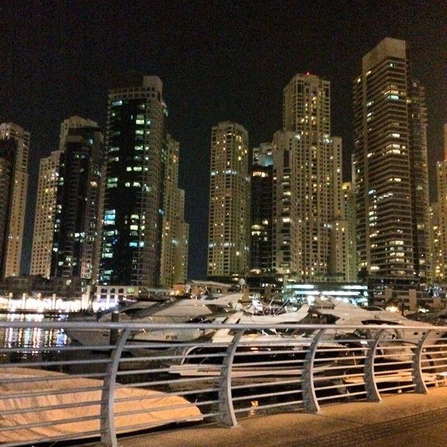 Dubai Dubai Seattle Skyline Skyline