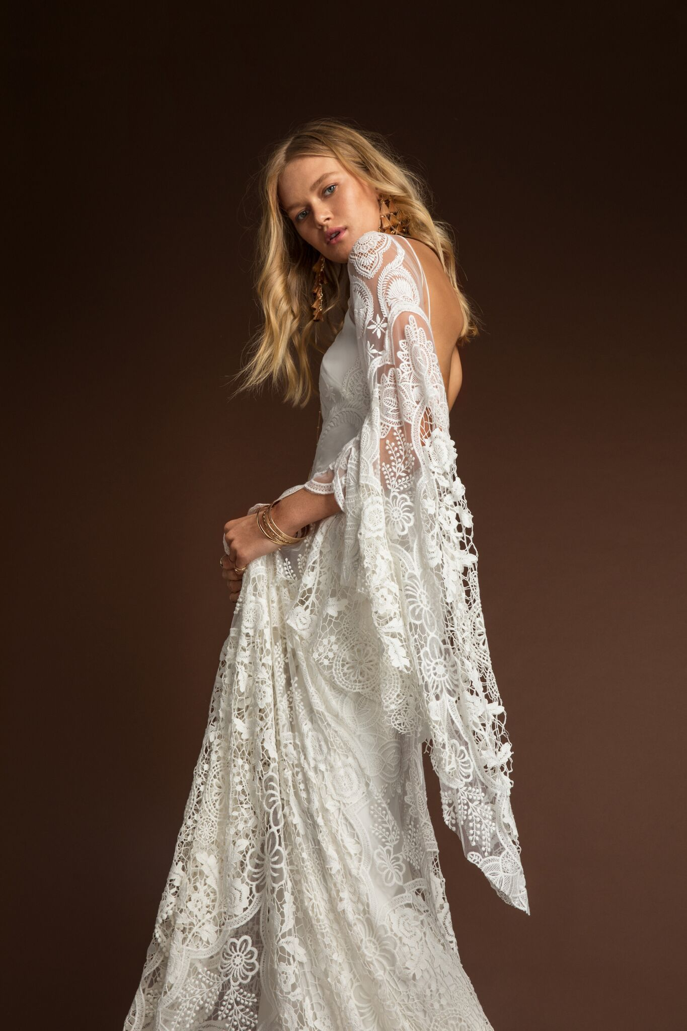 New rue de seine wedding dresses trunk shows boho bridal