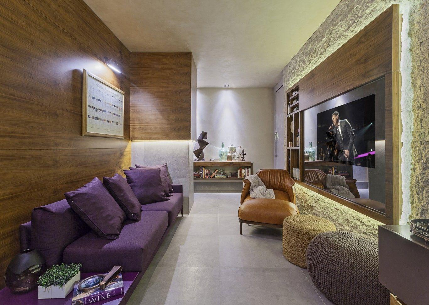 Sala De Vinhos Adega Casa Cor 2016 Silvia Carvalho Arquitetura  # Muebles Kasa Design