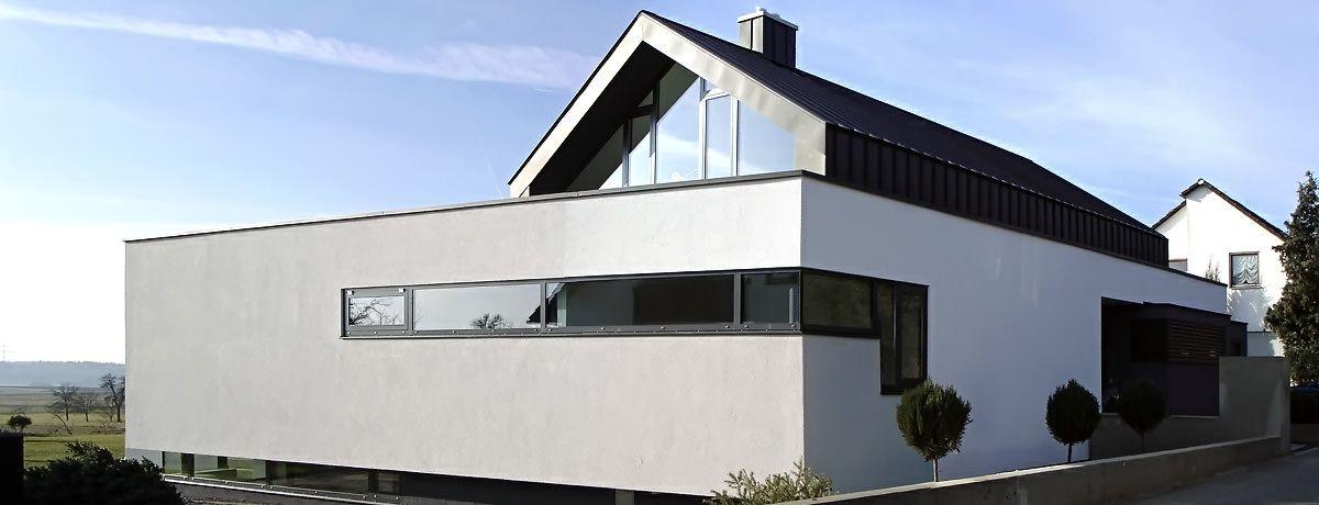 Bildergebnis f r satteldach architektur modern traumhaus - Moderne architektur satteldach ...